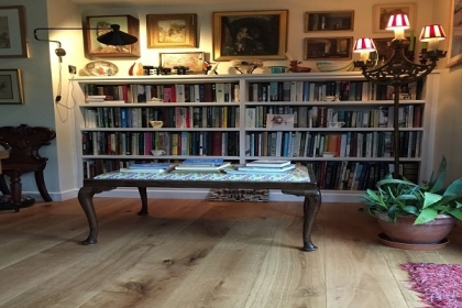 Petersfield Carpenters - Bookcases 2