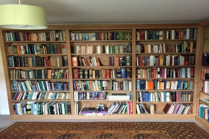 Petersfield Carpenters - Bookcases 3