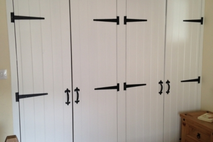 Petersfield Carpenters - Wardrobes 1