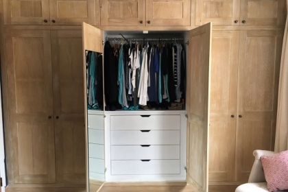 Petersfield Carpenters - Wardrobes