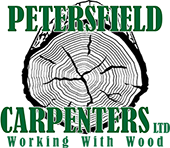 petersfield carpenters logo